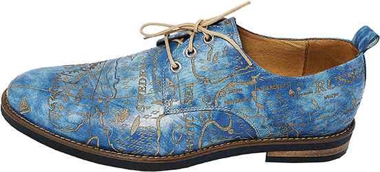 Обувь Nord Elite, Wall Street 7852V847M туфли с текстурой