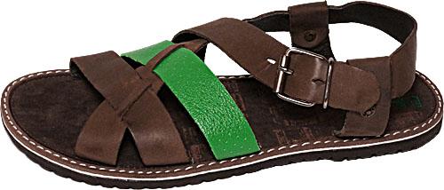 Обувь Rich J-207-коричн сандалии лето