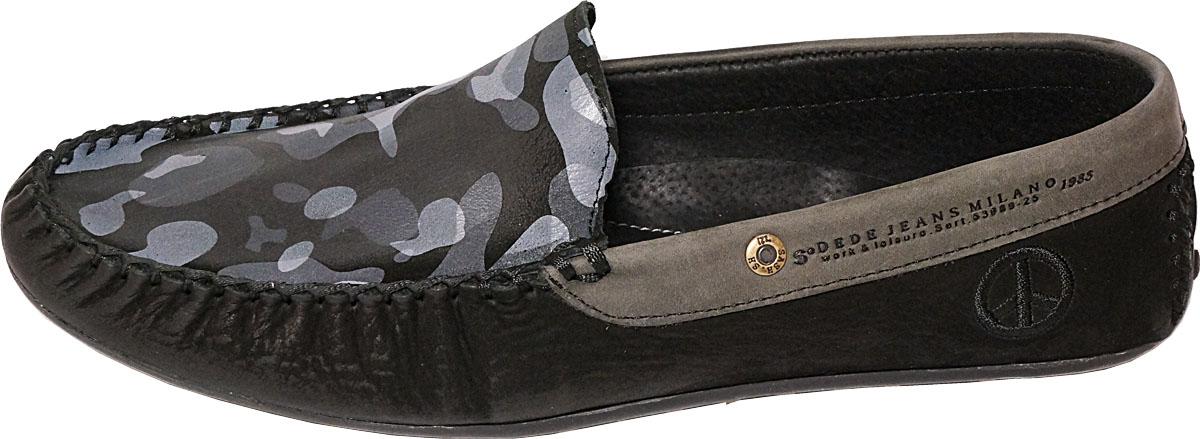 Обувь MooseShoes sMarsel 37 мокасины с текстурой