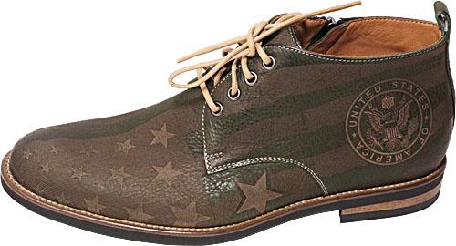Обувь Nord Elite 7855V690M ботинки с текстурой
