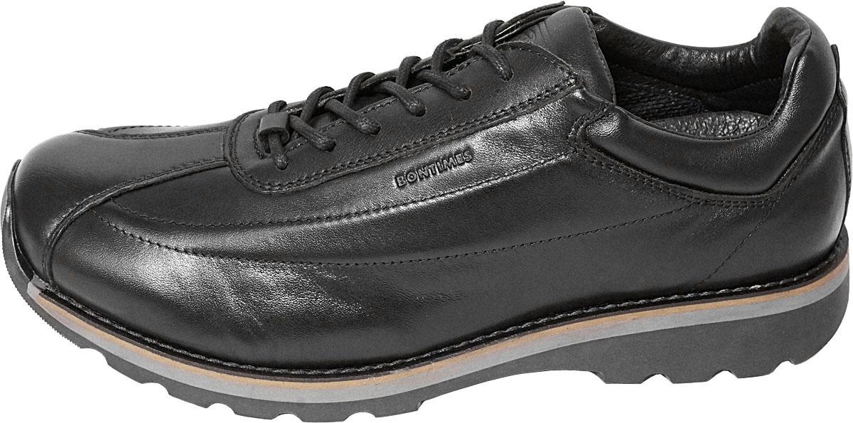 Обувь Bit Bontimes B 635 WELT чёрн. комфорты,кроссовки больших размеров