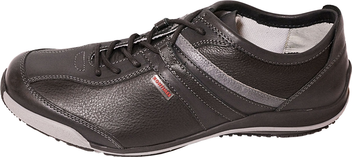 Обувь Bit Bontimes B 572 RALPH черн. комфорты,кроссовки
