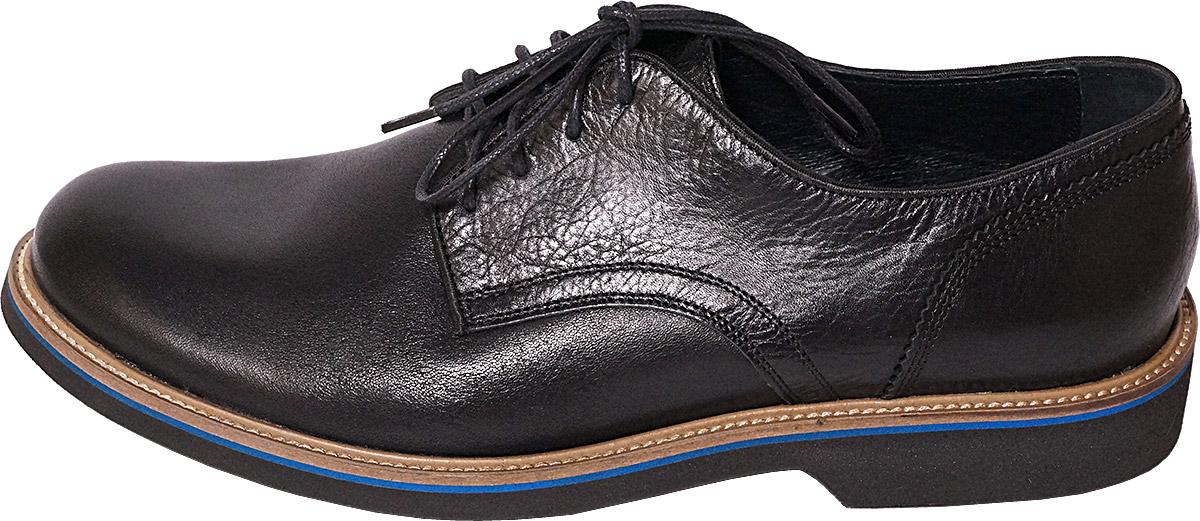 Обувь Badura 2801 чёрн туфли,полуботинки