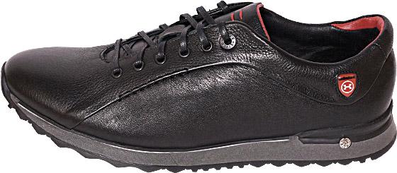 Обувь MooseShoes c333 чёрн комфорты,кроссовки межсезонье