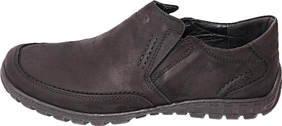 Обувь Kacper 1-0025 519 чёрн. комфорты больших размеров