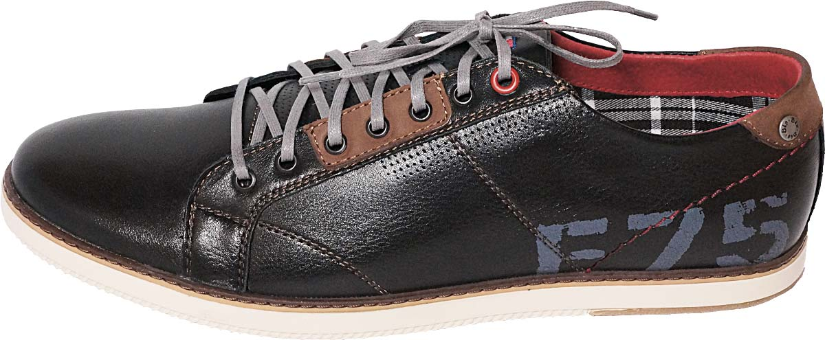 Обувь MooseShoes c290 чёрн. кеды