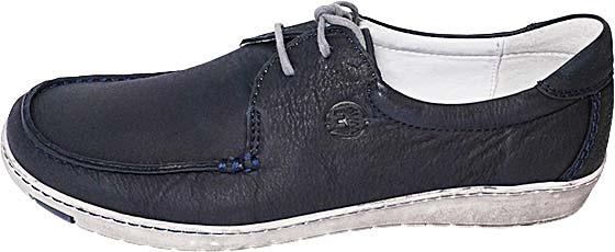 Обувь Kacper 1-0250 108 син. комфорты,топ-сайдеры межсезонье