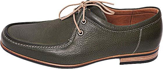 Обувь Nord Elite 4836/v690 зел. туфли,комфорты,полуботинки межсезонье