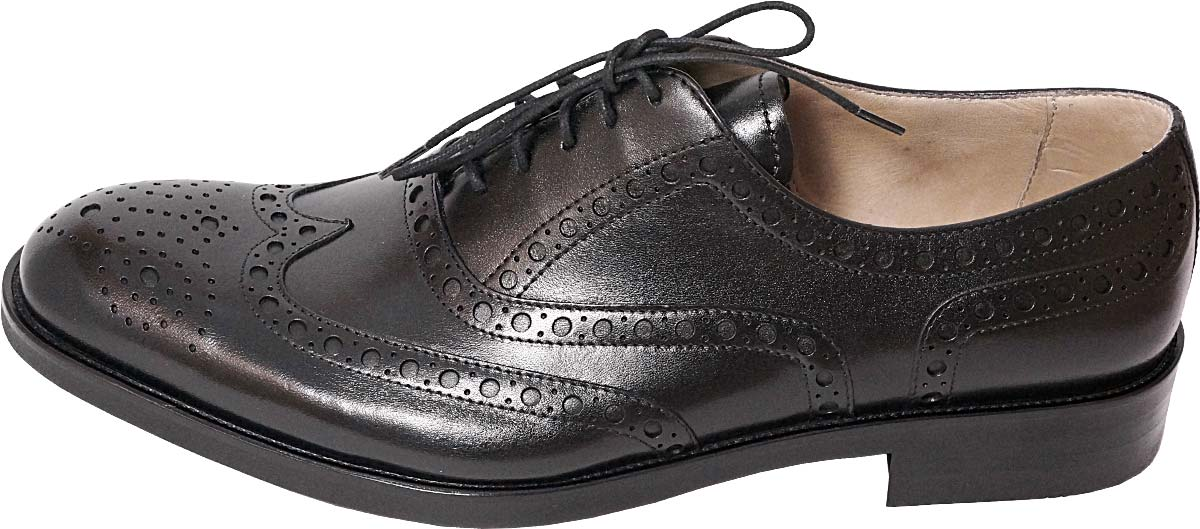 Броги Nord Maybach 9323/B999 туфли больших размеров