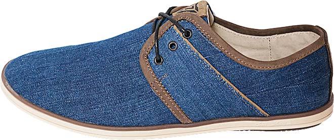 Обувь MooseShoes Bosfor син. син. комфорты,кеды лето, межсезонье