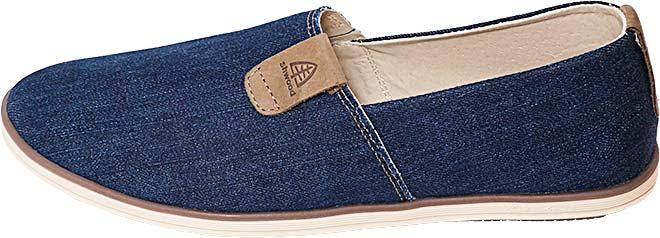 Обувь MooseShoes Detroit син. кеды,слипоны лето, межсезонье