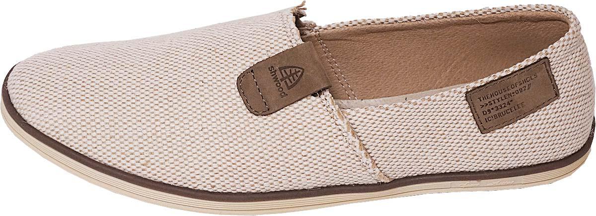 Обувь MooseShoes Detroit бел. кеды,слипоны