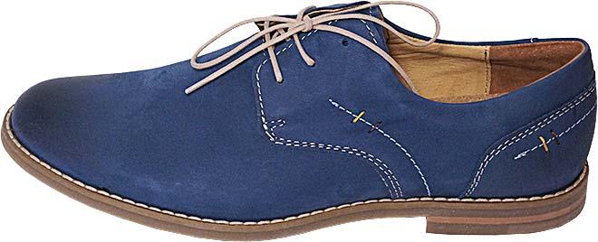 Обувь Kacper 1-1586 син. туфли,комфорты лето, межсезонье