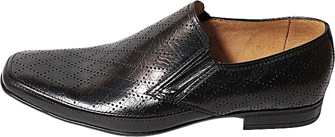 Обувь Nord Wall Street 8347/C053 черн. туфли лето