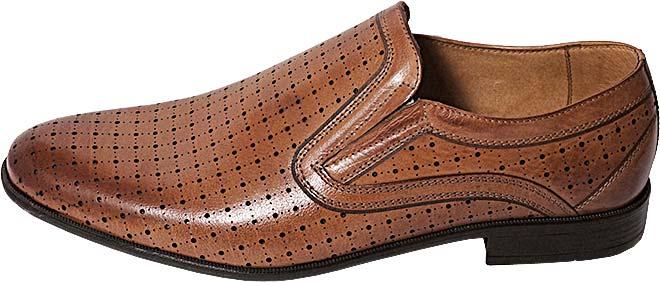 Обувь Nord Wall Street 8390/C054 кор. туфли лето