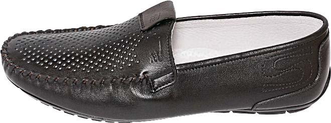 Обувь MooseShoes 6пн158-5-01 мокасины лето