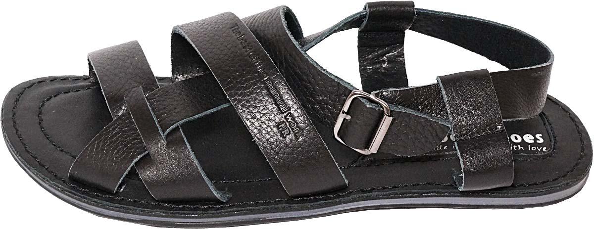 Обувь MooseShoes 948-30 черн. сандалии