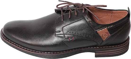 Обувь MooseShoes Neue черн. туфли межсезонье