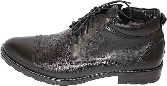 Обувь Nord Aspen Collection 7816BB09 черн. ботинки зима