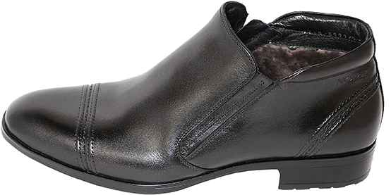 Обувь Nord Aspen Collection 7748B999 черн. ботинки зима