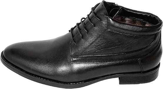 Обувь MooseShoes Classic B1 черн. ботинки зима