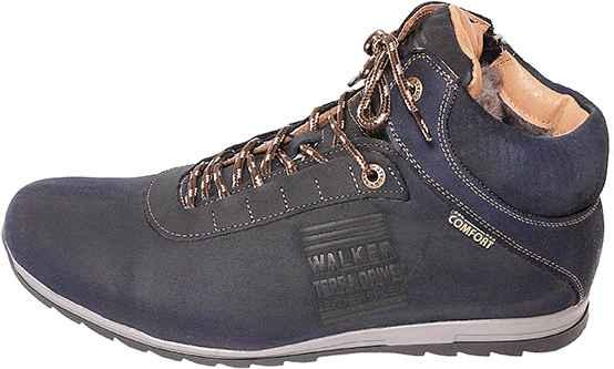 Обувь MooseShoes Walker С1 син. комфорты,кроссовки зима