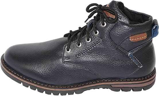 Обувь MooseShoes Бычий рёв син. ботинки зима