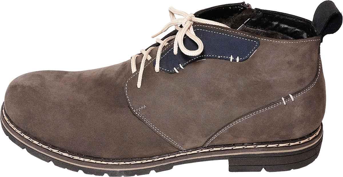 Обувь MooseShoes Max 76 кор. ботинки больших размеров
