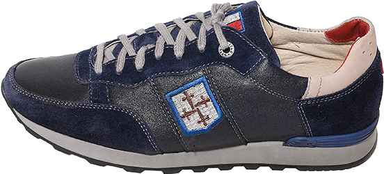 Обувь MooseShoes Lord S1 син. кроссовки межсезонье