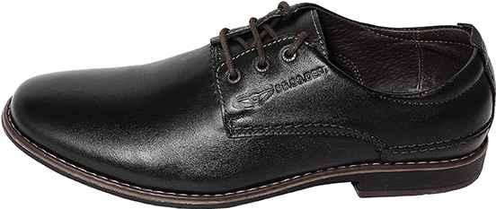 Обувь MooseShoes Авиатор черн. туфли межсезонье