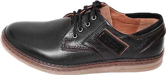 Обувь MooseShoes 100 черн. комфорты,кеды,полуботинки межсезонье