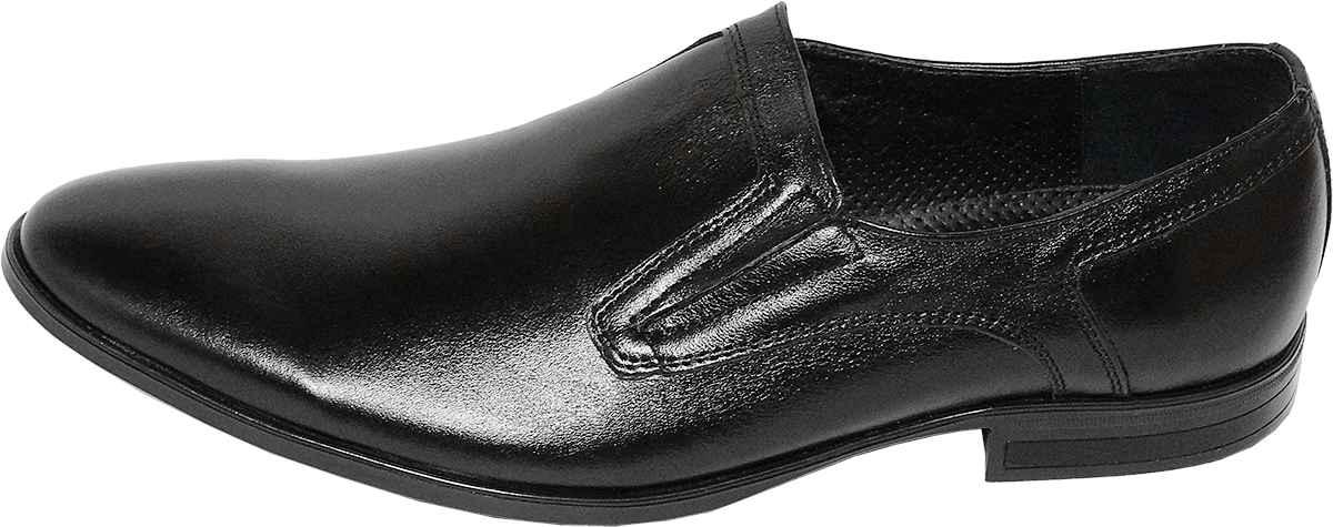 Обувь MooseShoes Кавалер черн. туфли
