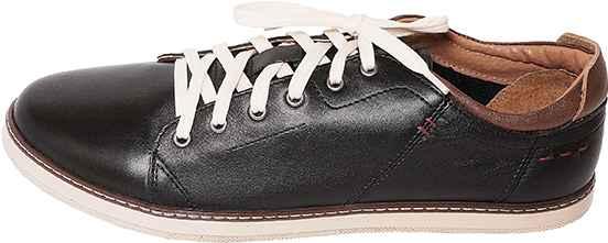 Обувь MooseShoes Астер черн. кеды межсезонье