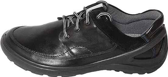 Обувь Badura 2682-483 черн. комфорты межсезонье