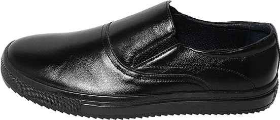 Обувь MooseShoes Катаклизм черн. кеды,слипоны межсезонье