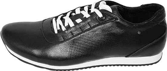 Обувь MooseShoes Acta 2 черн. кроссовки межсезонье