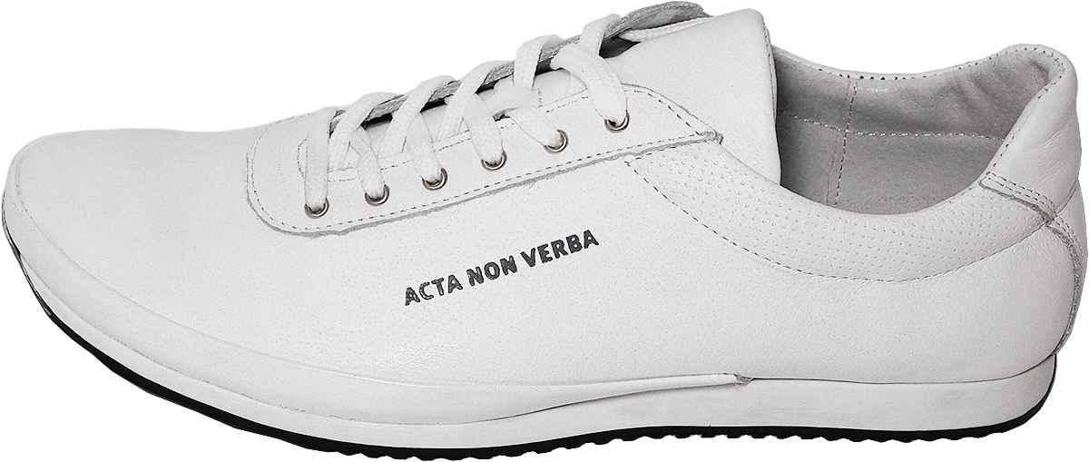 Обувь MooseShoes Acta Acta бел. кроссовки