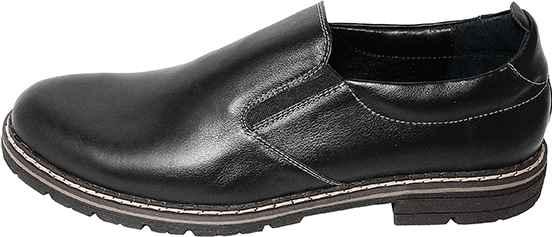 Обувь MooseShoes Max 70 К1 черн. комфорты,полуботинки больших размеров