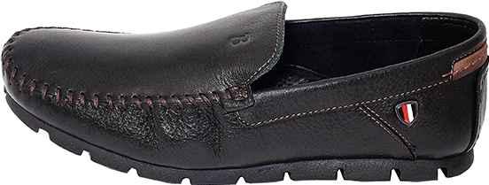 Обувь MooseShoes Yemen черн. комфорты,мокасины лето, межсезонье