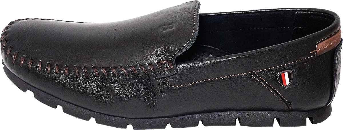 Обувь MooseShoes Yemen черн. комфорты,мокасины