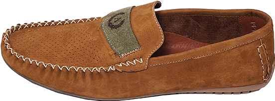 Обувь MooseShoes Atacama рыж. мокасины лето