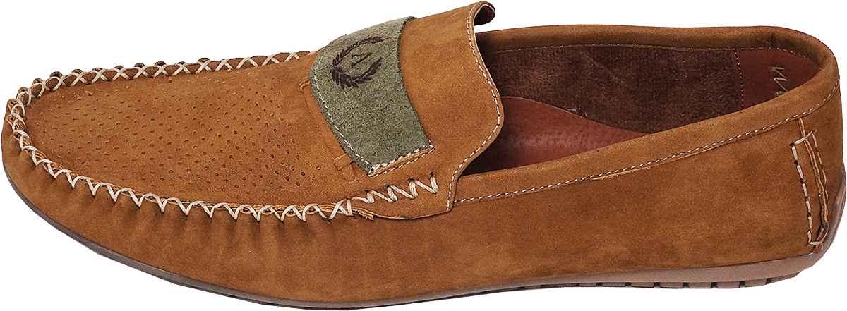 Обувь MooseShoes Atacama рыж. мокасины