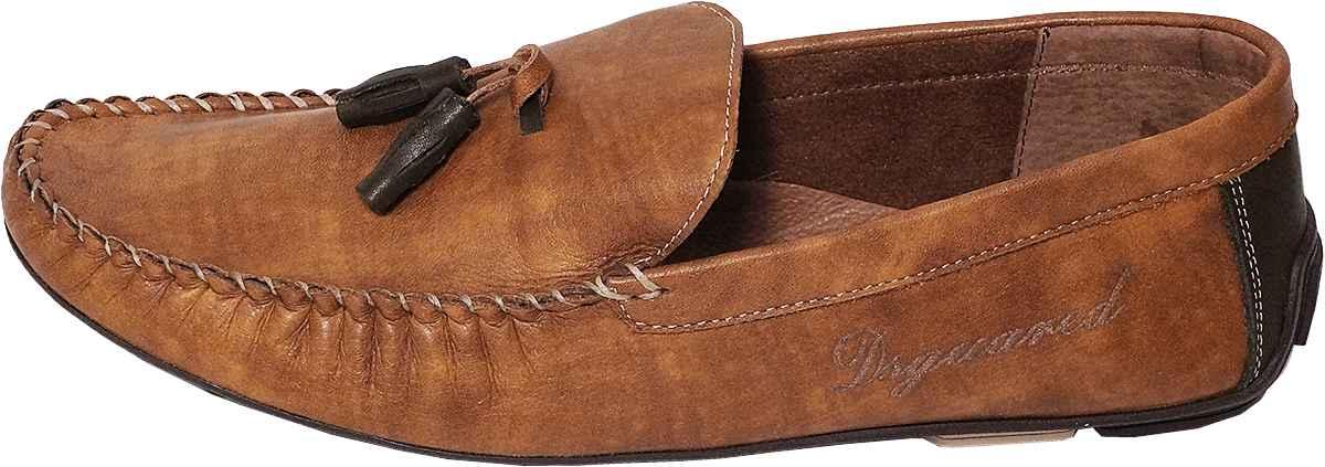 Обувь MooseShoes Sahara 2 рыж. мокасины
