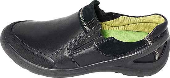 Обувь Badura 2675-483 черн. комфорты межсезонье