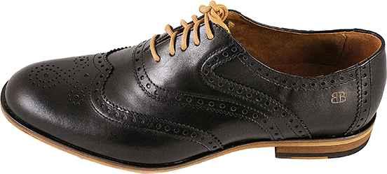 Обувь Badura 7586 черн. туфли межсезонье