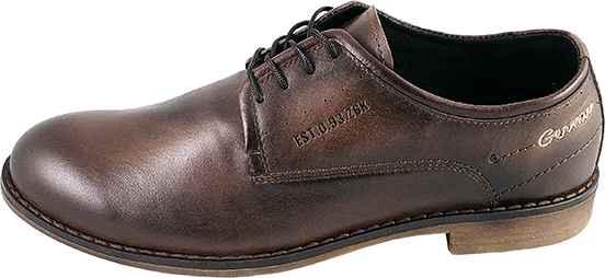 Обувь MooseShoes 4194 кор. туфли межсезонье