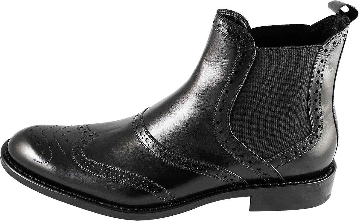 Обувь Nord Elite 4187/V272 черн. ботинки
