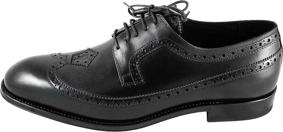 Броги Nord Meka 4772/C035 черн. туфли