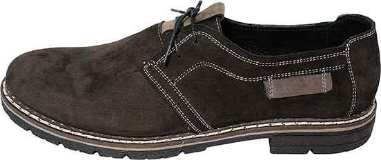Обувь MooseShoes Moose Max 63/1 К1 шн. кор. комфорты,полуботинки больших размеров