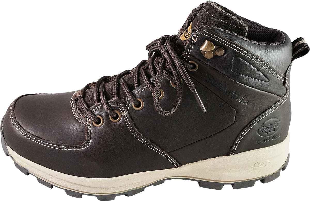 Обувь Dockers by Gerli 316600-045010 кор. ботинки больших размеров